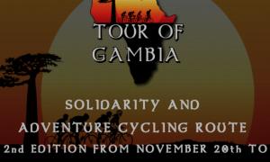 2021 tour od Gambia